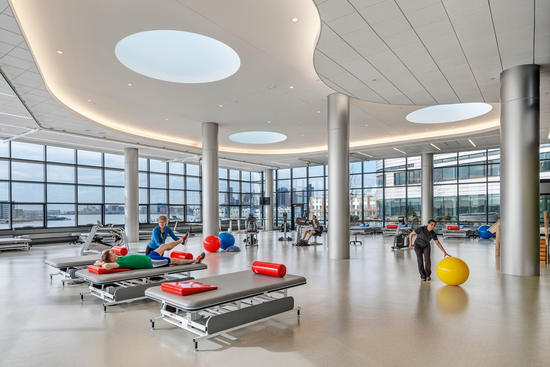 Spaulding Rehabilitation Hospital Bsa Design Awards
