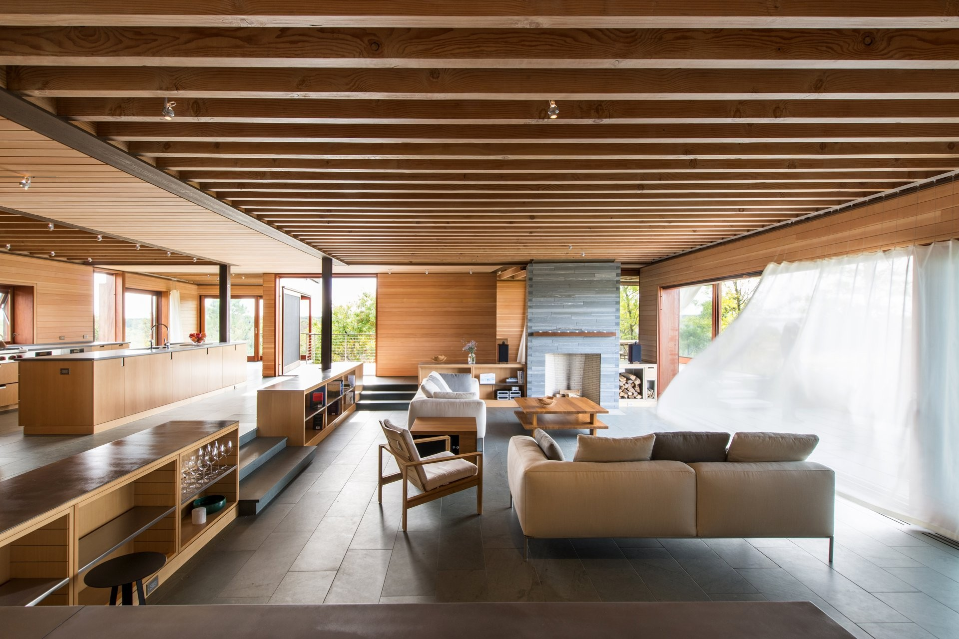 Island residence bsa design awards boston society of for Design consultant jobs toronto