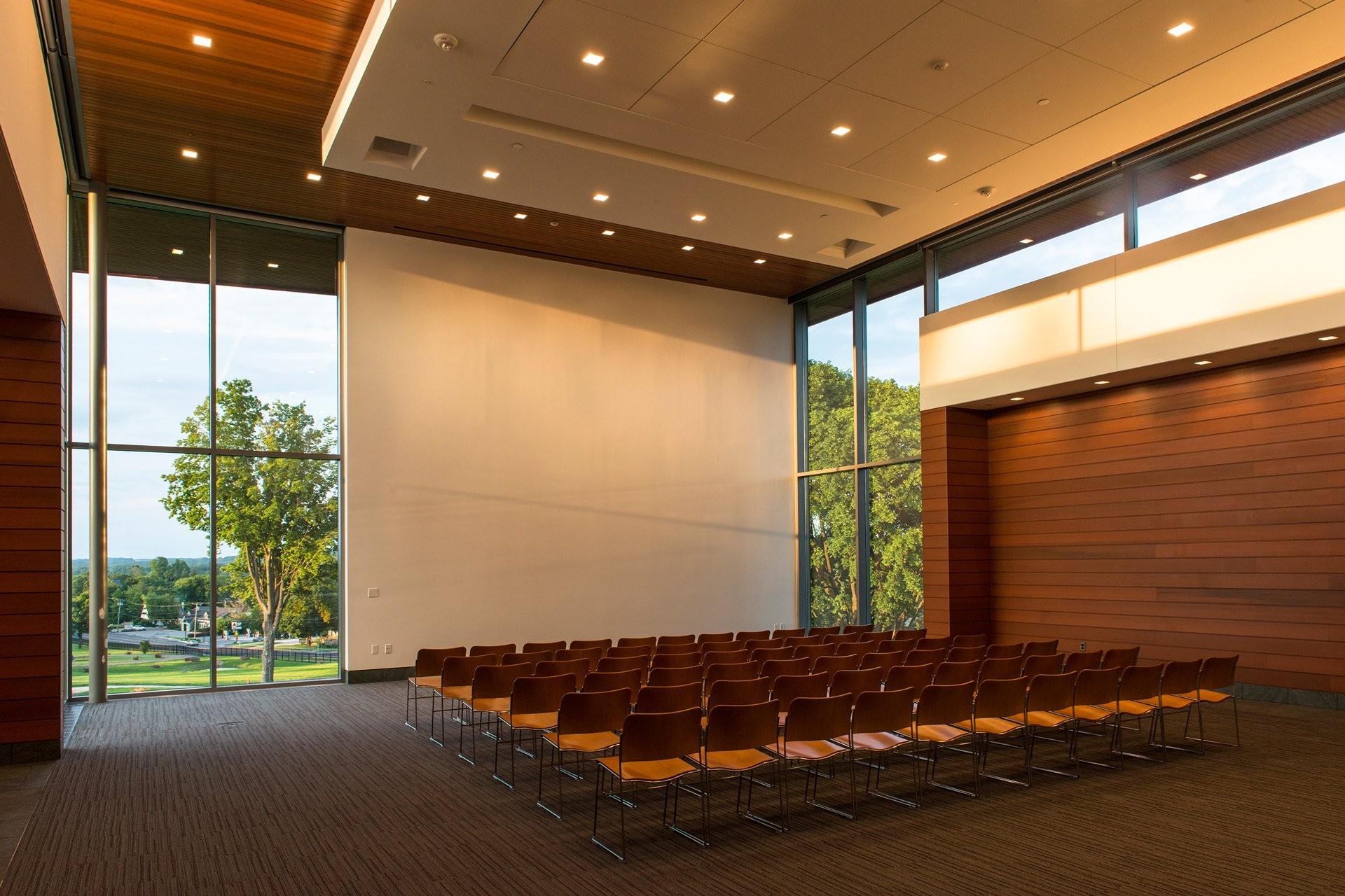 Modern Design Shelburne Vt: Pizzagalli Center For Art And Education, Shelburne Museum