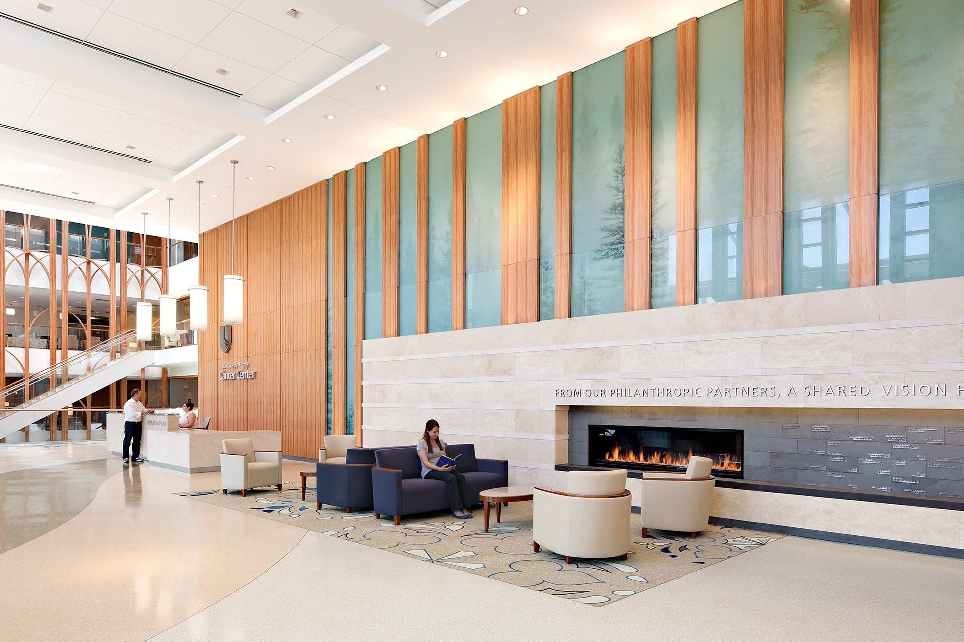 Duke Cancer Center Bsa Design Awards Boston Society Of