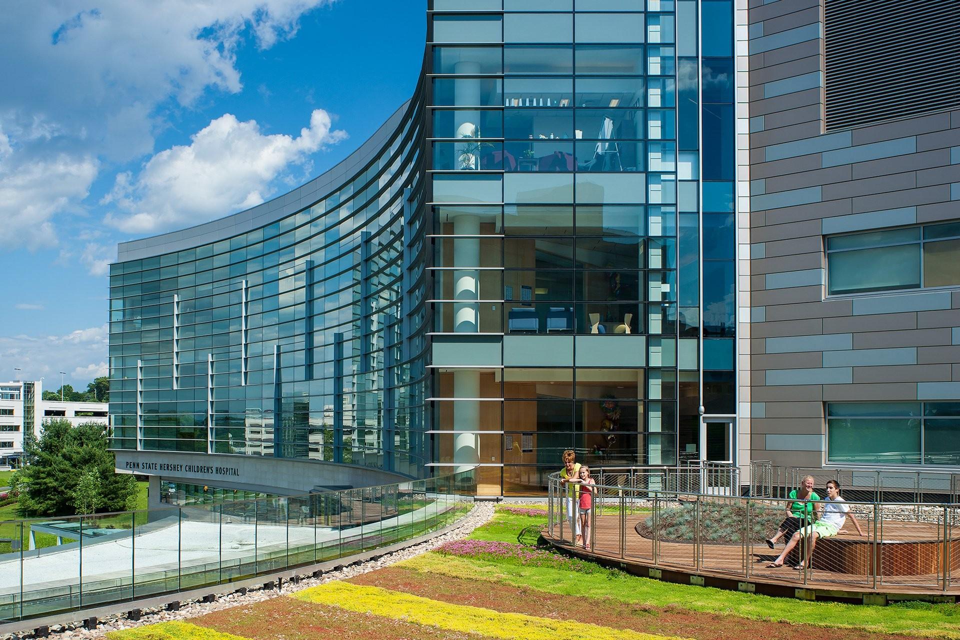 Penn State Hershey Clinical Quadrangle Master Plan