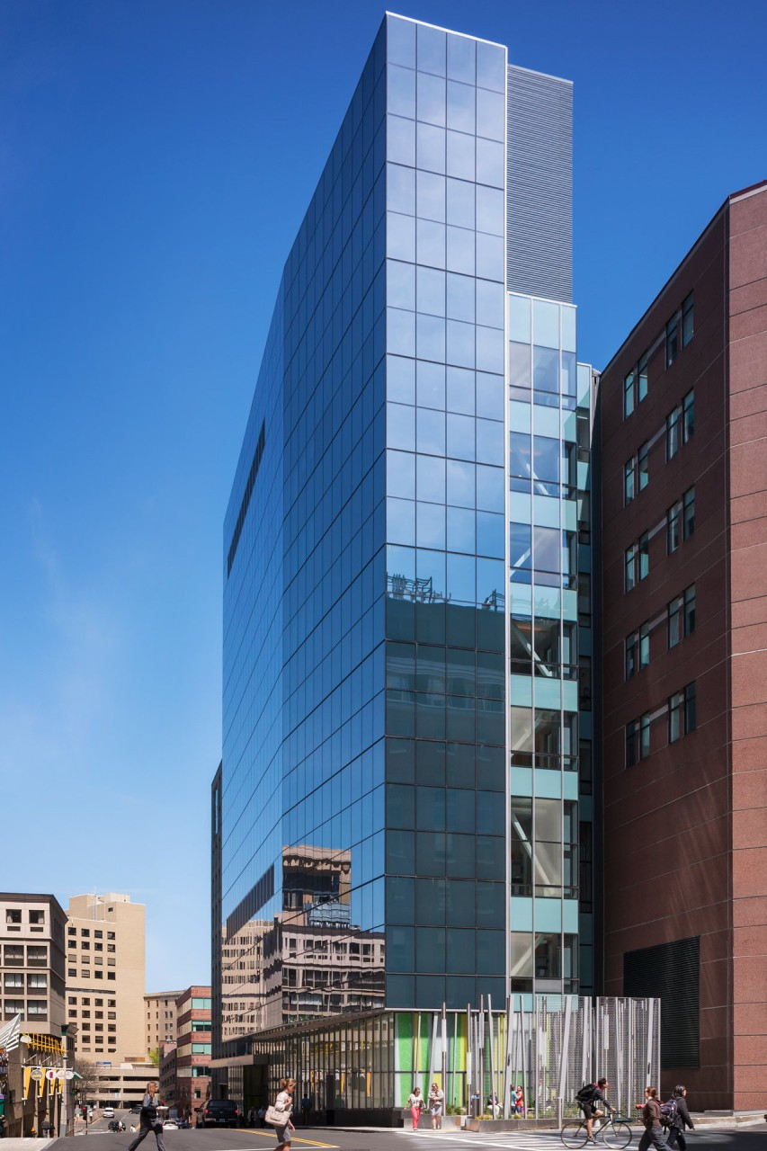boston children u2019s hospital mandell building  u2014 bsa design