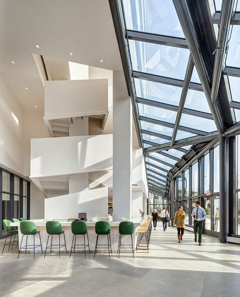 Education first lingo caf bsa design awards boston for Architecture interior design