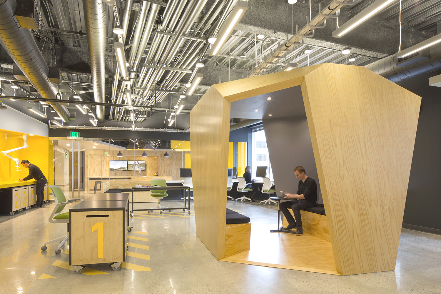 Co lab mit beaver works bsa design awards boston for Space design group architects and interior designers
