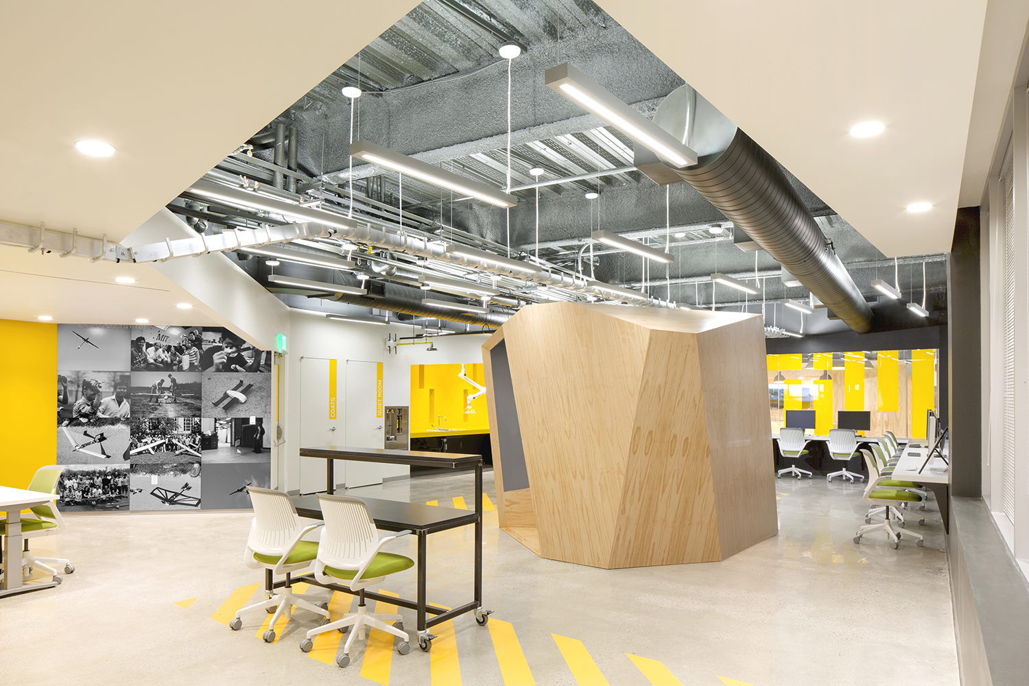 Co lab mit beaver works bsa design awards boston society of architects Architects and interior designers