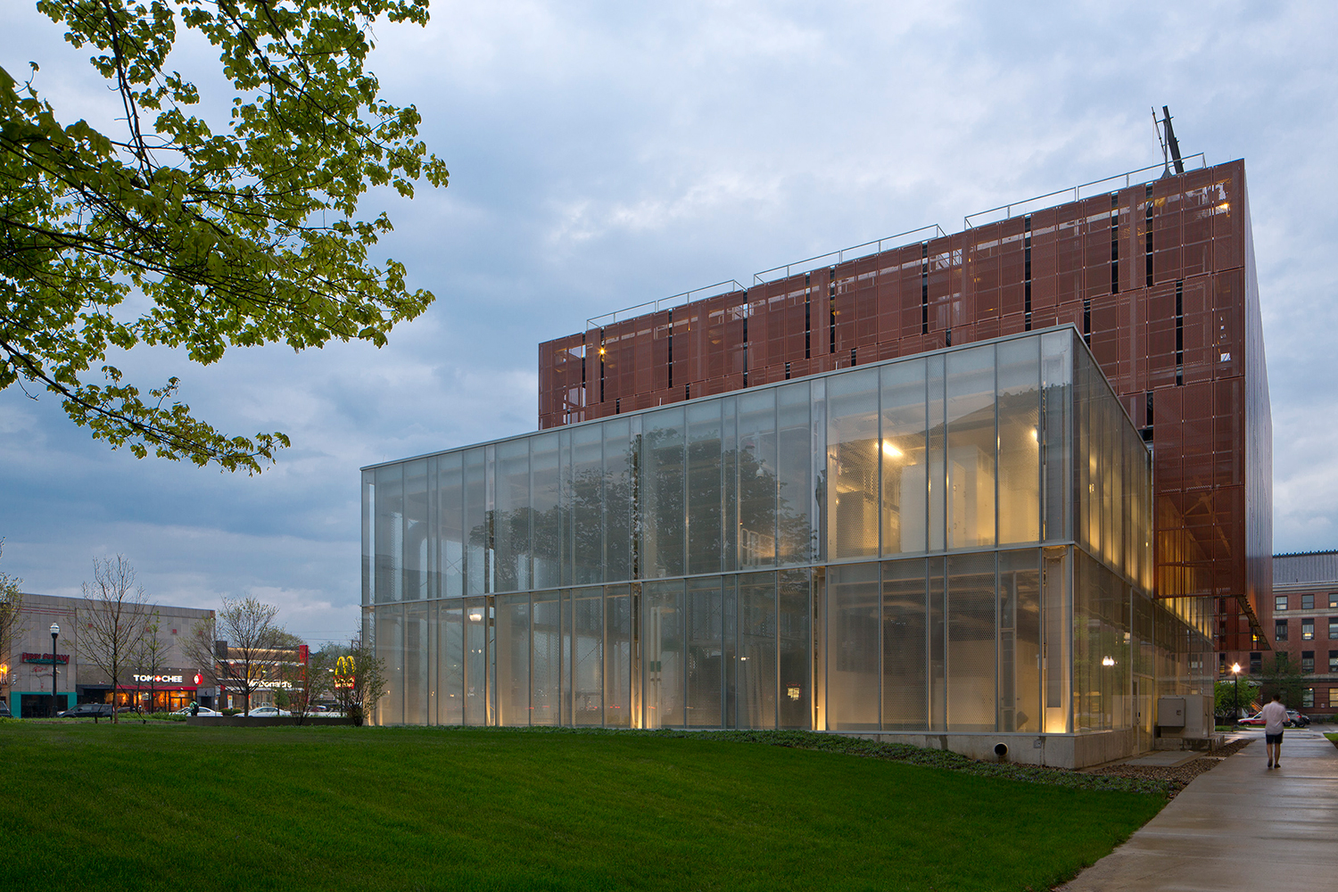 The Ohio State University East Regional Chilled Water Plant BSA - Ohio state architecture