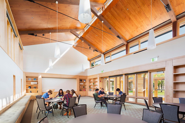 Kohler Environmental Center Choate Rosemary Hall Bsa