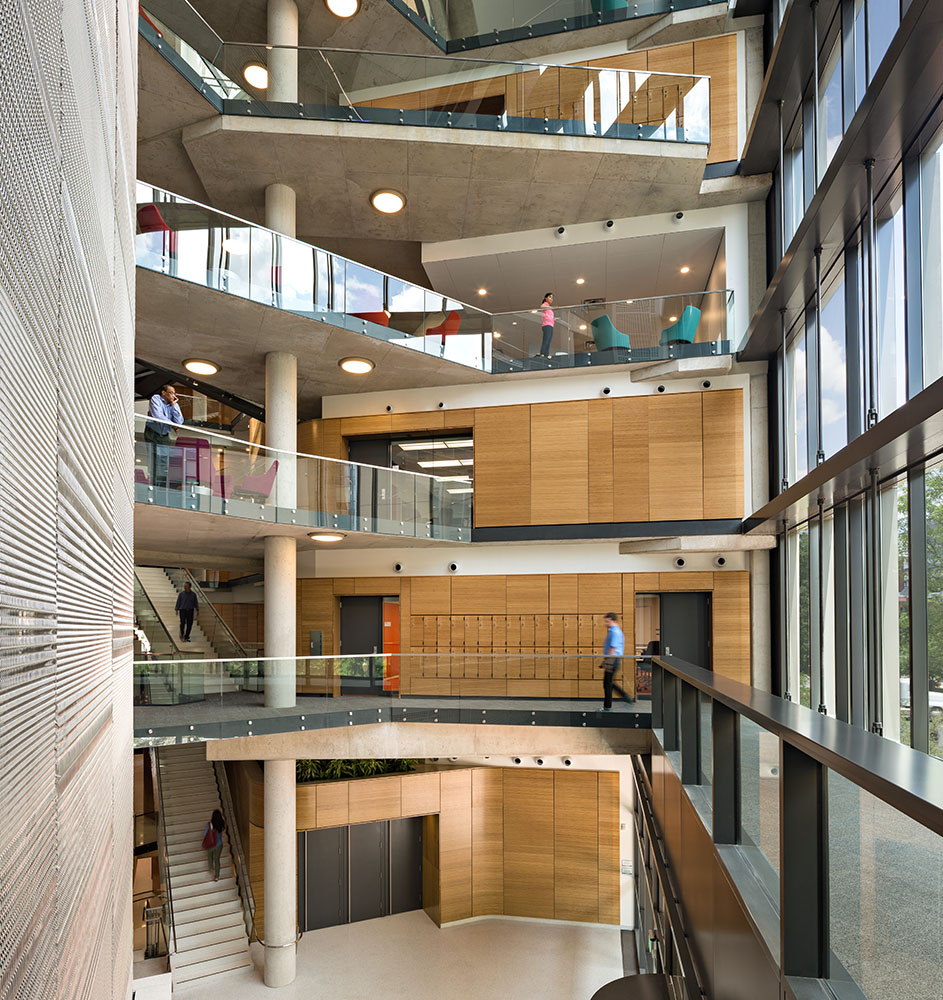 Milken School Of Public Health Design