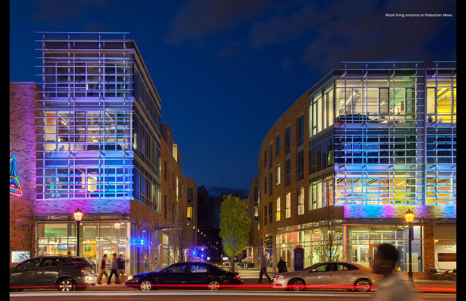 The Lofts, Washington University