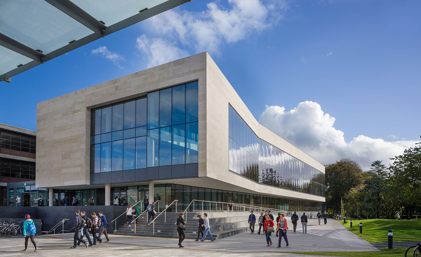 Hardiman Research Building, National University of Ireland, Galway