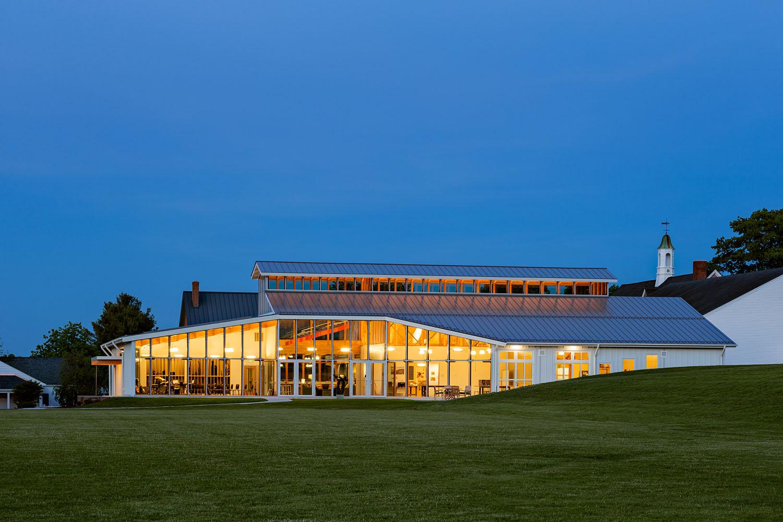 Arts & Innovation Center, Indian Mountain School
