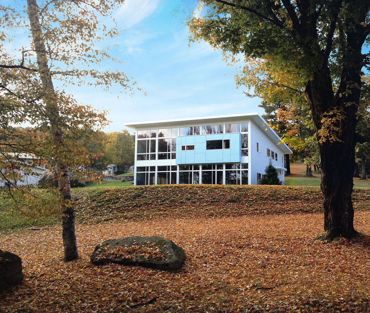 Catherine Houghton Arts Center, The White Mountain School