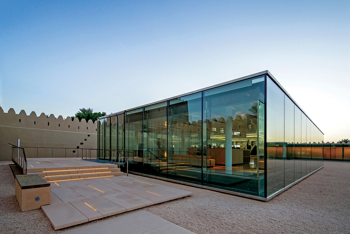 Qasr Al Muwaiji Exhibition Pavilion