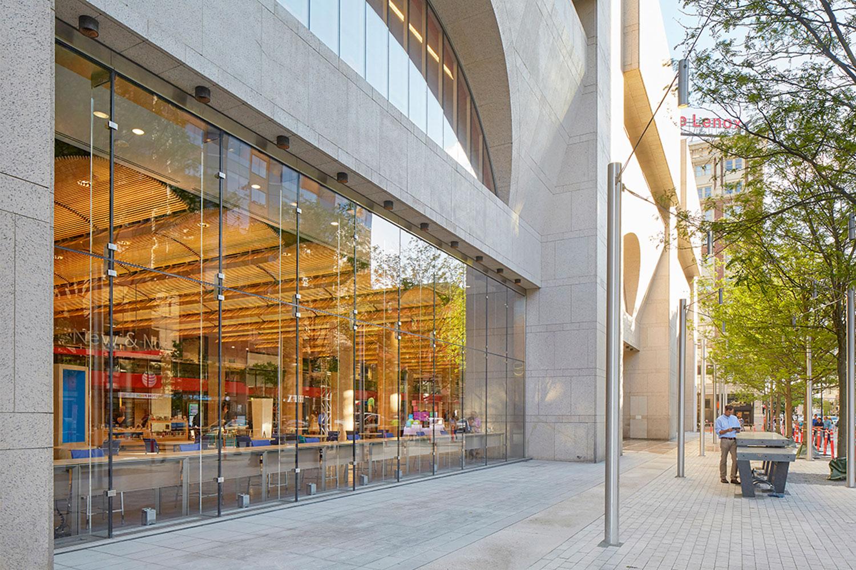 Boston Public Library, Johnson Building