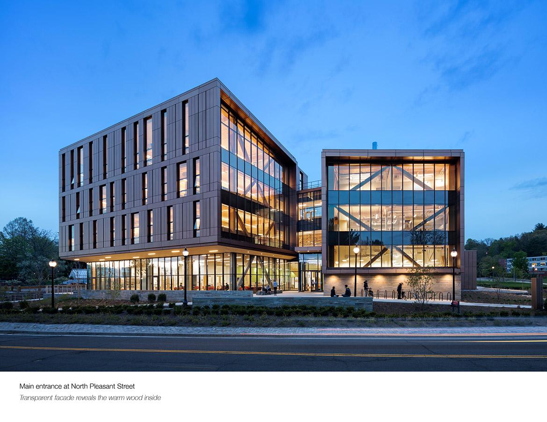 John W. Olver Design Building