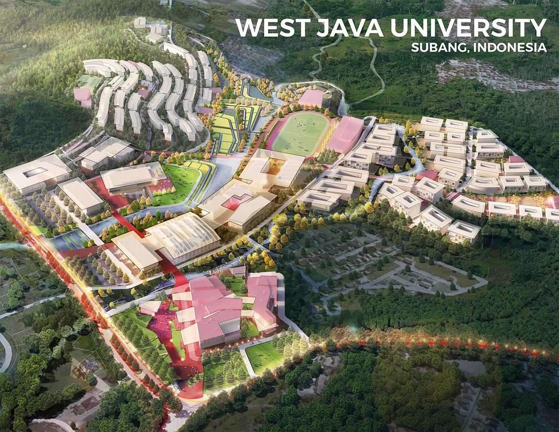 West Java New University