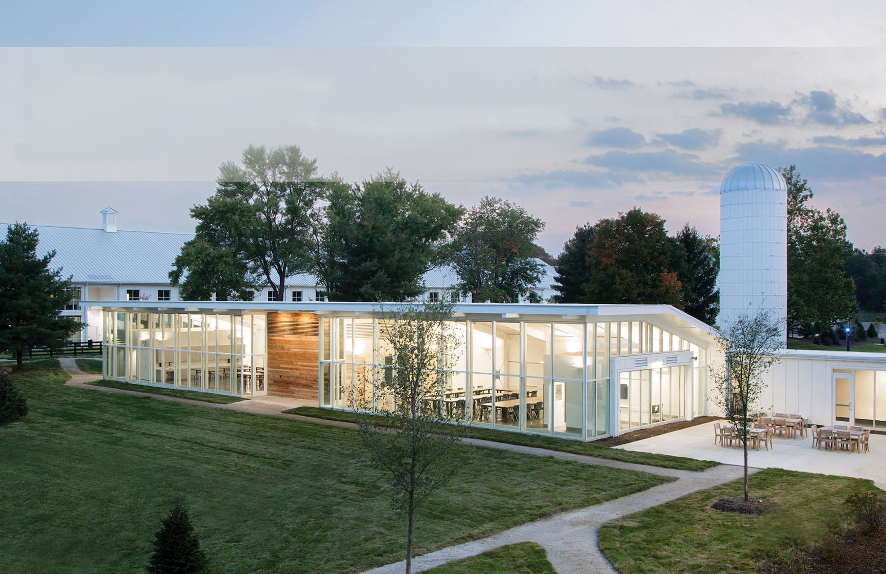 New Environmental Science Center