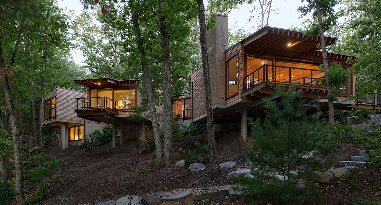 Bare Hill Residence